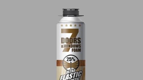 Montavimo putos 7 Doors & Windows Elastic