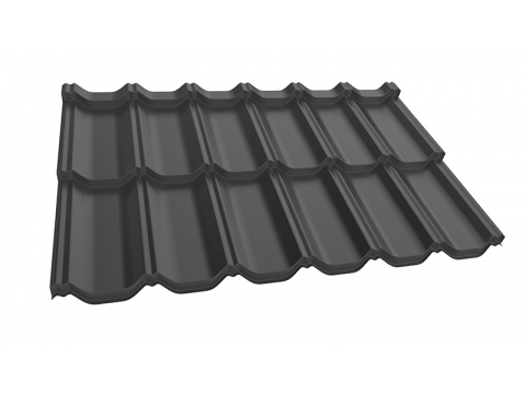 Plieninė stogo danga GERMAN SIMETRIC